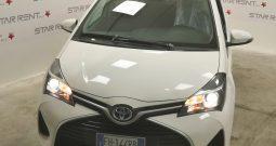 Toyota Yaris 1.5 Hybrid 5 porte Cool UNIPRO – PRONTA CONSEGNA