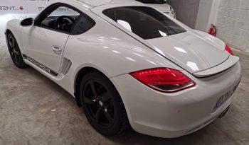 Porsche Cayman 2.9 PDK – SPORT PLUS – CHRONO pieno