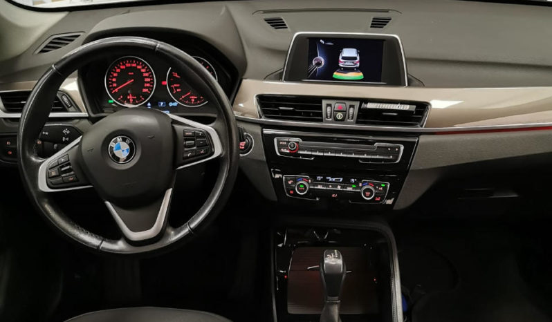 BMW X1 18D S-DRIVE X-LINE/C.AUTOM/PELLE/XENON/NAVI pieno