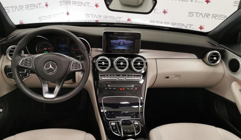 Mercedes-Benz C 220 d 4Matic Auto Cabrio Sport NAVI/RETROCAMERA/LED pieno