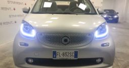 smart brabus FOR TWO TWINAMIC CABRIO/NAVI/C-LED PRONTA CONSEGNA